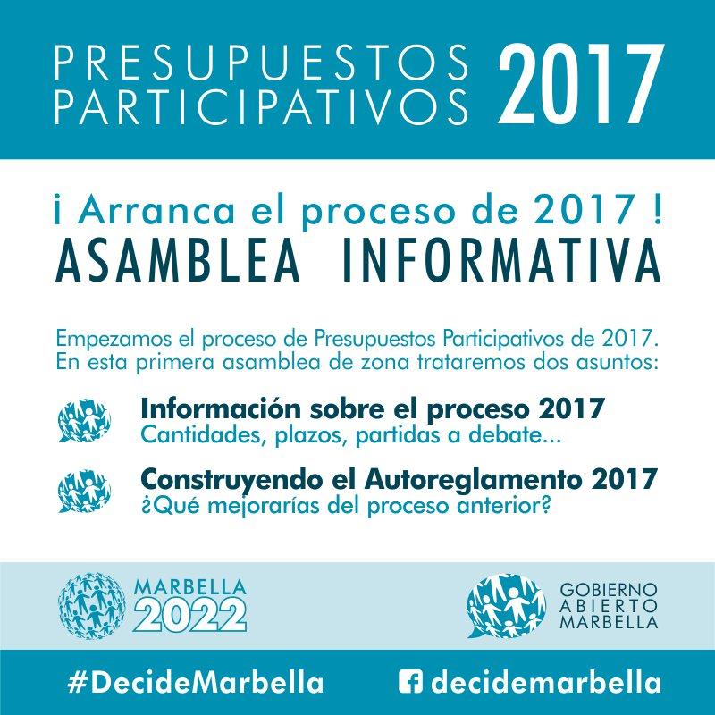 Asamblea informativa - Las Chapas